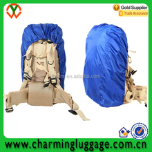 2016 china cheap colorful waterproof backpack rain cover