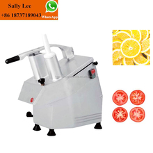 Stainless Steel Commercial Vegetable Cutting Machine/Cube Vegetable Cutting Machine/Fruit And Vegetable Slice Machine