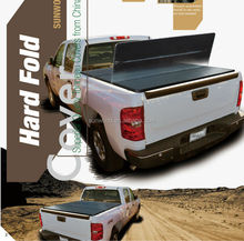 New design fashion low price fiberglass bed cover for toyota tundra