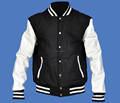 Supplier Of Custom Varsity Jacket With Wool Body and Leather Sleeves Varsity Jacket, Custom Varsity Jacket