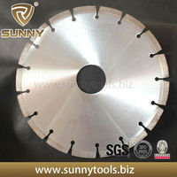 Professional diamond concrete saw blade for wholesales
