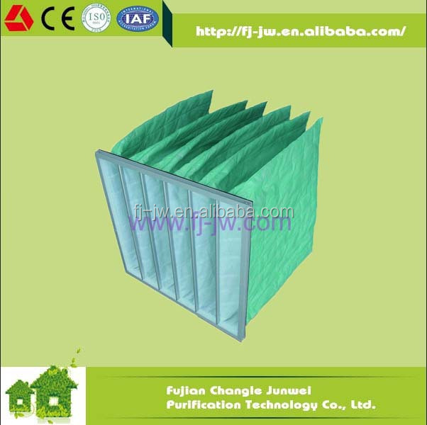 Nonwoven Fabric air intake filter for compressor