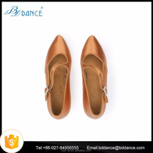 new design 3.5 inch high heel women ballroom dance shoes