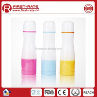FR-SY183 stainless steel attractive bowling shape bottle