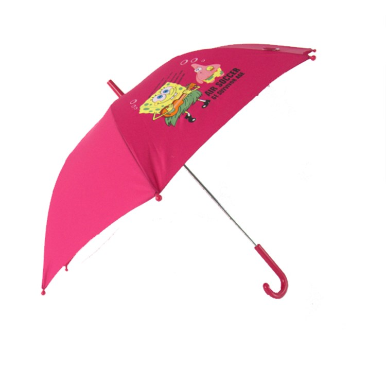 Weideng hot sale chinese manufacturing companies kids cartoon straight umbrella