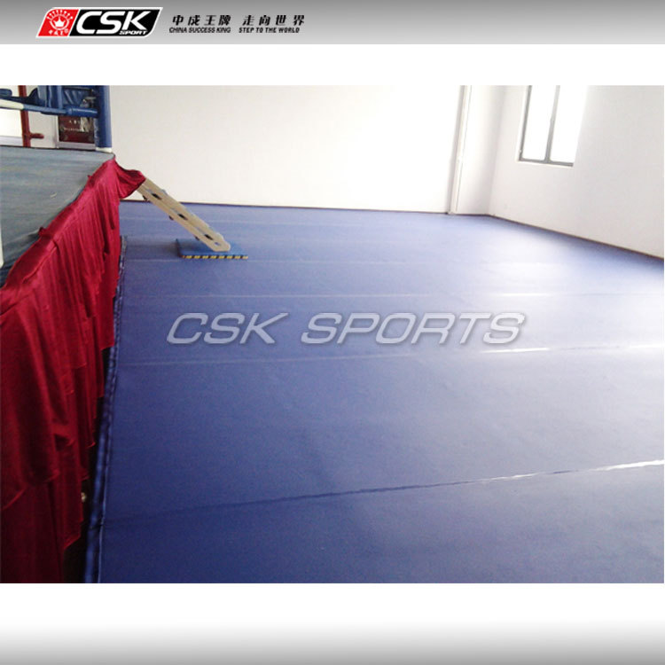 Mat Cover for Gym Vinyl Mat Cover