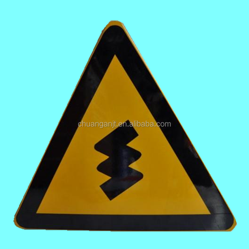 Reflective Aluminum Customrized Traffic Road Signs