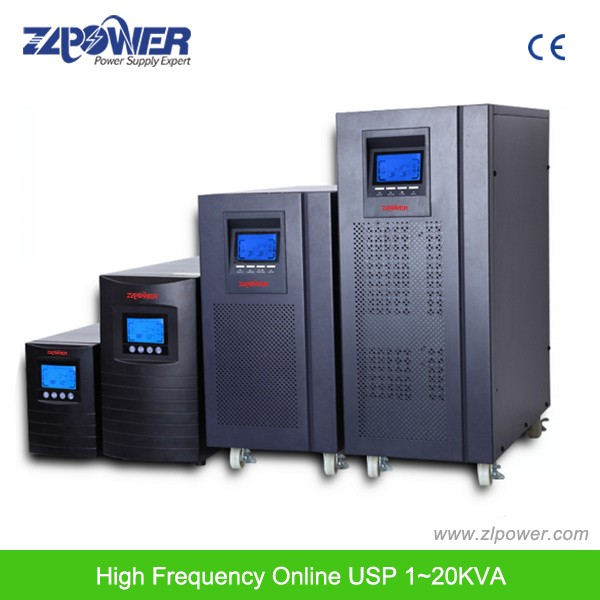 6KVA 10KVA Backup UPS Uninterrupted Power Supply For Data Center