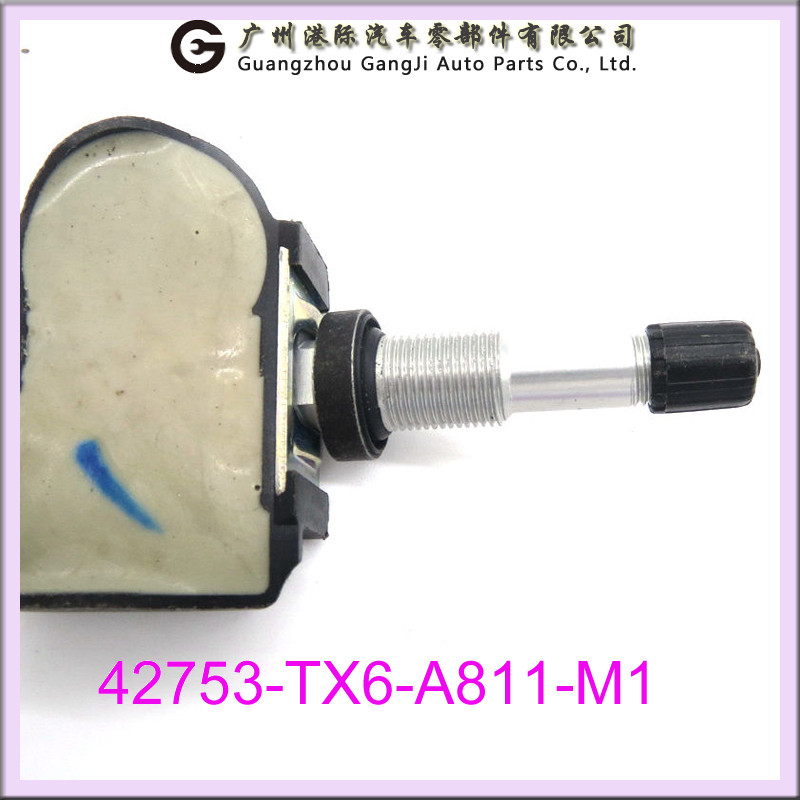 High quality discount auto parts TPMS 42753-TX6-A811-M1car tyre pressure pump