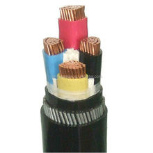 High Voltage Copper Conductor XLPE Insulated Steel Wire Armoured 240mm2 Power Cable