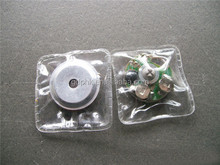 buzzer type waterproof sound chip pre-recorded small sound chip for toy and clothes