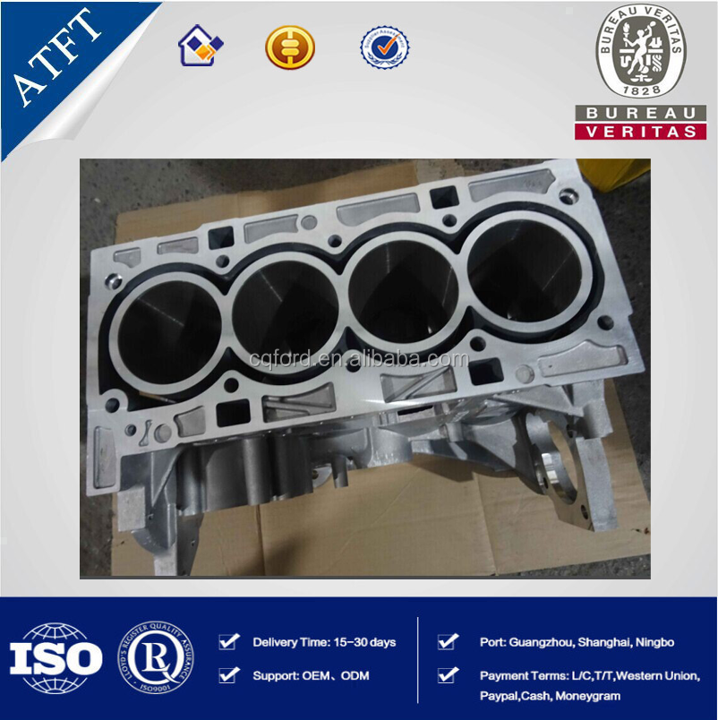 High Performance Engine parts ,For Ford Ecosport 1.5T Mondeo 1.6T OEM 7S7G6015GA Auto Parts Cylinder Block