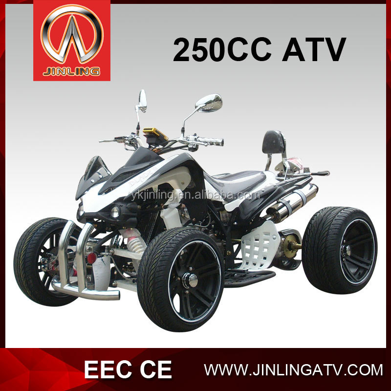 Hot Sale LED Light Bar 250CC Spy Racing ATV With EEC