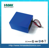 lifepo4 DC 12V 9Ah rechargeable battery