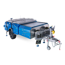 NEW product forward folding tent travel camper trailer
