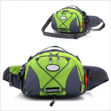 Support Trade Assurance Factory direct fishing waist bag with Reflective strip