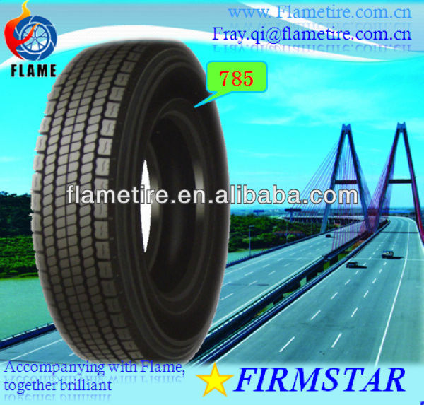 new china all steel radial truck tire 750R20 truck tire XINGYUAN brand tire 785 with Low Price & good quality