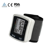 2015 hot sales digital wrist watch blood pressure monitor
