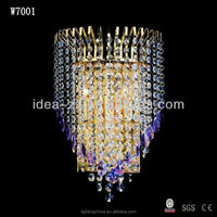 Crystal Crystal decorative wall mounted lamp