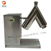 tiny V shaped blender, electric V shaped blender, ore V shaped mixer
