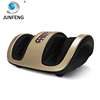 Electric body care blood circulation vibrating foot massage machine