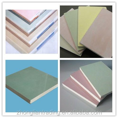 2x4 China Waterproof Partition Gypsum Board
