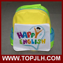 Hot Sell Products cartoon character kids school bag for sale