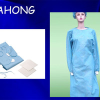 Health Medical Isolation Ot Gown