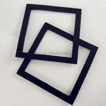 custom Square flat rubber gasket cheap price