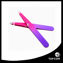 Top quality colorful eyelash extension vetus tweezer