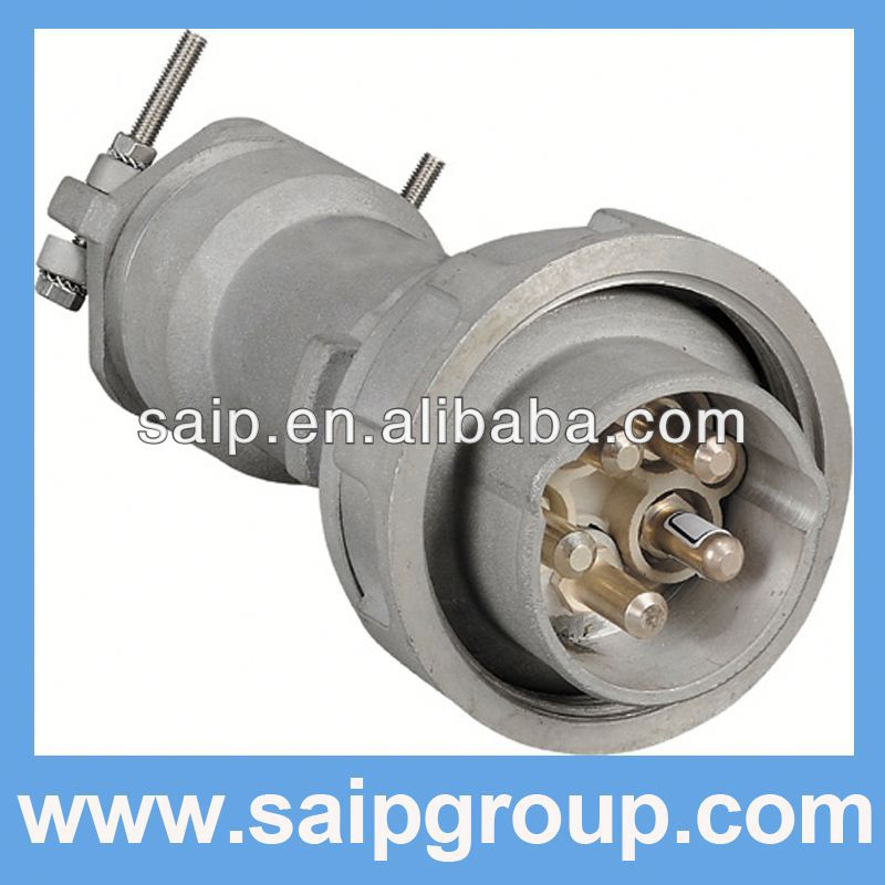 large AMP plug 250A industrial power socket 380v 16a SP4031