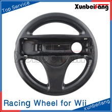 Racing Steering Wheel for Wii Remote Controller Black