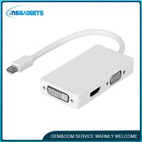 Mini displayport male to mini displayport male cable ,h0tpr displayport adapter cable , cable with ethernet vga rca