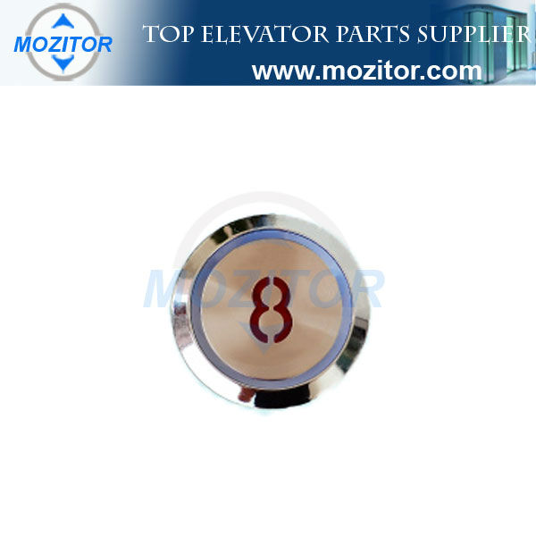 Elevator parts | door release push button supply| cheap elevator button for control parts