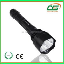 aluminum housing 30w high lumen best tactical flashlight