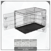 "Heavy Duty 42"" Wholesale Pet House Dog Crate"