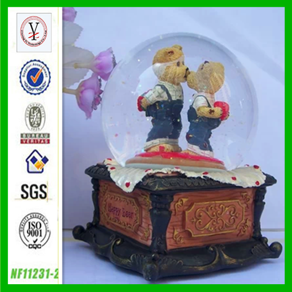 factory custom OEM/ODM wedding favors snow globe