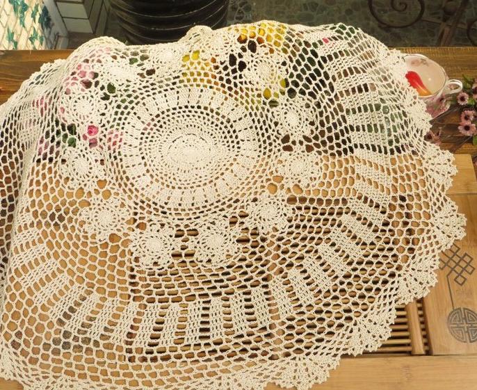 Ziemlich Kostenlos Häkelarbeitblume Deckchen Muster Galerie ...