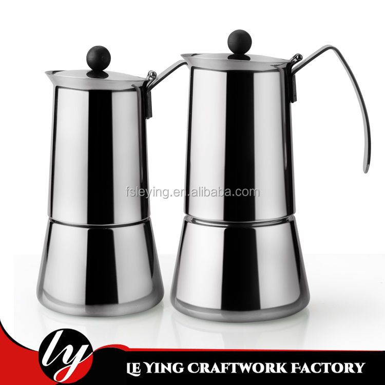 2017 simple Household stainless steel Cafetiere Coffee Maker