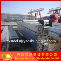 Minerals Metallurgy Steel Hollow Sections For