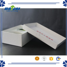Custom high quality essential oil soap box