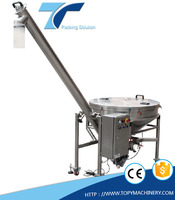 Best Price Automatic Screw Feeder / Powder Flexible screw auger conveyor / screw feeder
