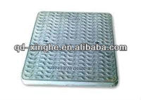 EN124 Ductile Iron B125 Manhole cover from China