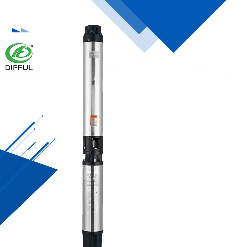 15hp china made high volume submersible water pump