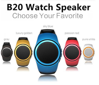 MP3 Watch With Speaker And Microphone Bluetooth Speaker Watch