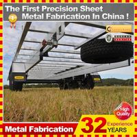 Kindle 2014 Guangdong Professional heavy duty Utility trailer frame