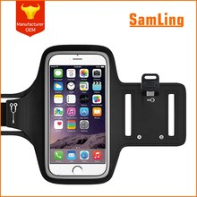 2017 Trending Hign Quality Armband Sport Mobile Phone Arm Band for iphone 8
