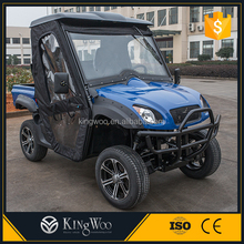 Battery Power EEC Road Utility ATV to Germany