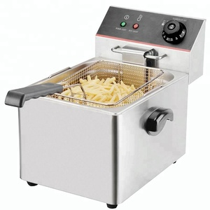 Table Top Electric Induction Presto Deep Fryer
