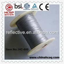 retro reflecetive yarn,single side reflective thread